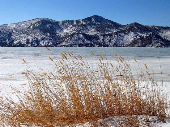 Bayanaul national park, Kazakhstan