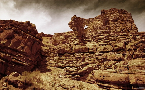 Charyn canyon, Kazakhstan wallpaper 3