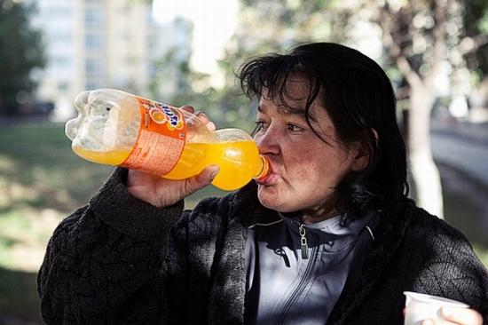 Almaty city, Kazakhstan homeless persons photo 10