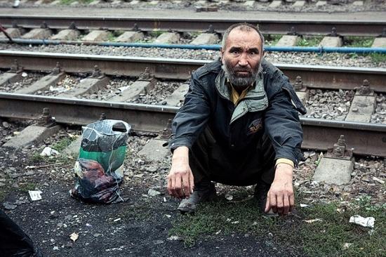 Almaty city, Kazakhstan homeless persons photo 13