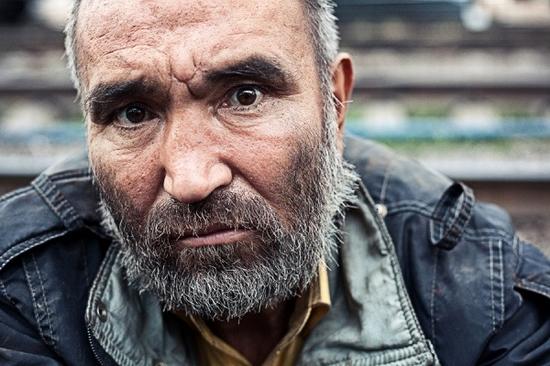 Almaty city, Kazakhstan homeless persons photo 14