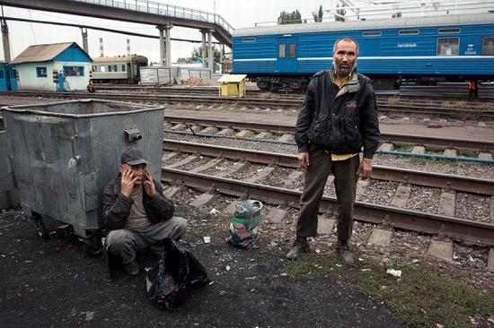 Almaty city, Kazakhstan homeless persons photo 15