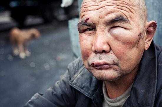 Almaty city, Kazakhstan homeless persons photo 17