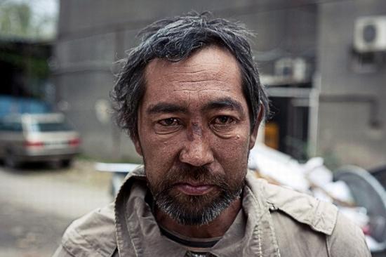 Almaty city, Kazakhstan homeless persons photo 3