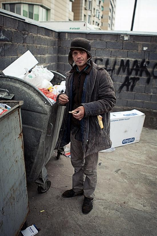 Almaty city, Kazakhstan homeless persons photo 6