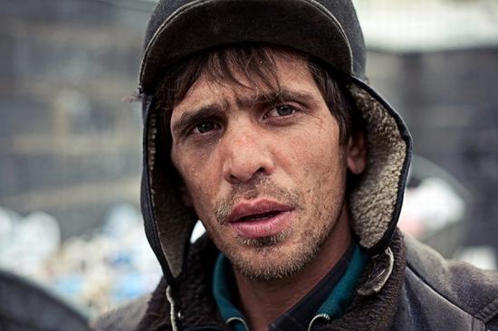 Almaty city, Kazakhstan homeless persons photo 7