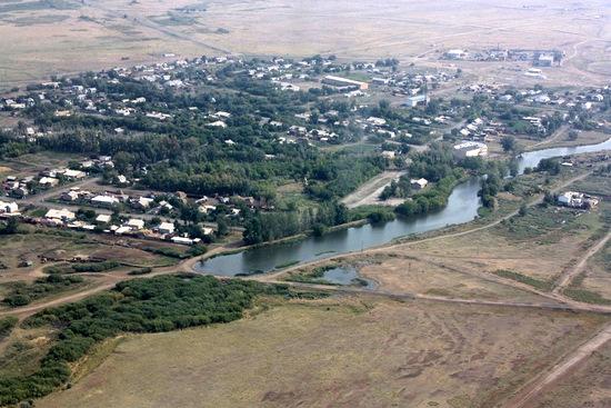 Akmola oblast, Kazakhstan view 12