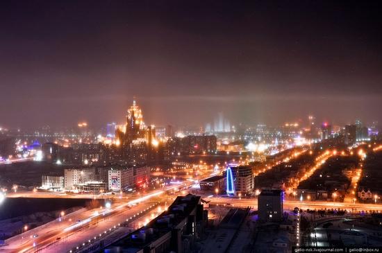 Astana city, Kazakhstan birds eye view 12