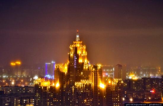 Astana city, Kazakhstan birds eye view 3