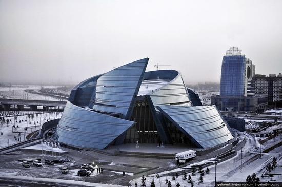 Astana city, Kazakhstan birds eye view 5