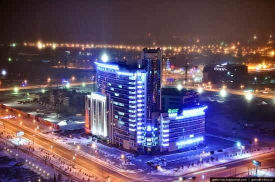 Astana city, Kazakhstan birds eye view 6