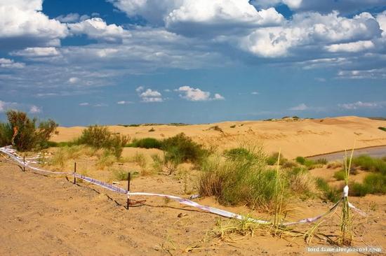 Kazakhstan desert view 11