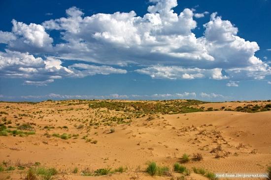 Kazakhstan desert view 6
