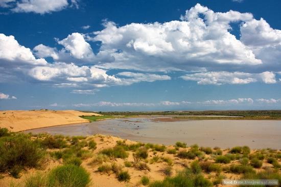 Kazakhstan desert view 9