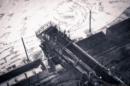 Ekibastuz coal mine, Kazakhstan view 11