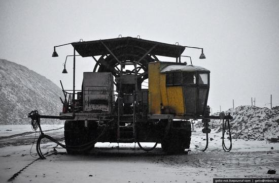 Ekibastuz coal mine, Kazakhstan view 13
