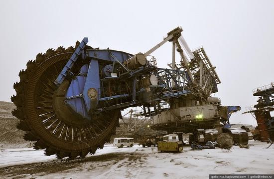 Ekibastuz coal mine, Kazakhstan view 3