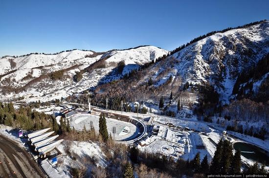 Medeo, Almaty, Kazakhstan view 2