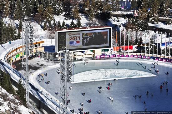 Medeo, Almaty, Kazakhstan view 6