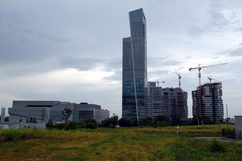 Al-Faraby avenue, Almaty, Kazakhstan view 6