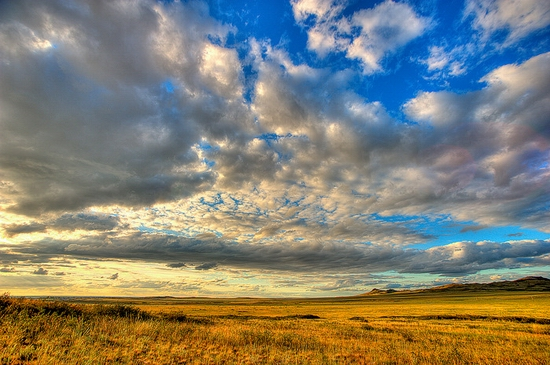 Karaganda oblast, Kazakhstan scenery 1