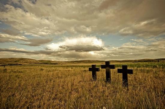 Karaganda oblast, Kazakhstan scenery 3