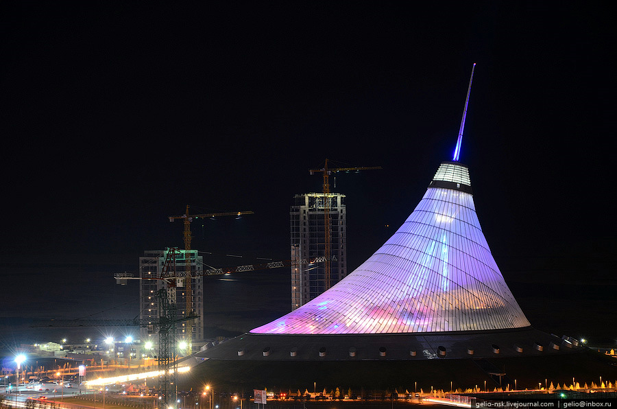 Astana, Kazakhstan Architecture View 1