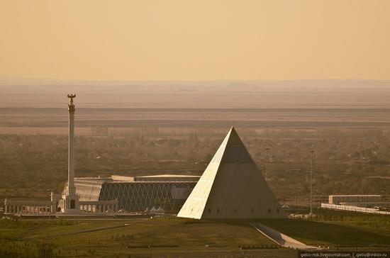 Astana, Kazakhstan architecture view 10