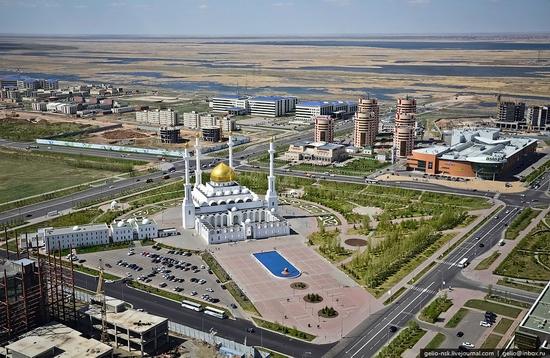 Astana, Kazakhstan architecture view 15