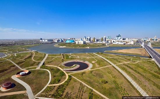 Astana, Kazakhstan architecture view 16