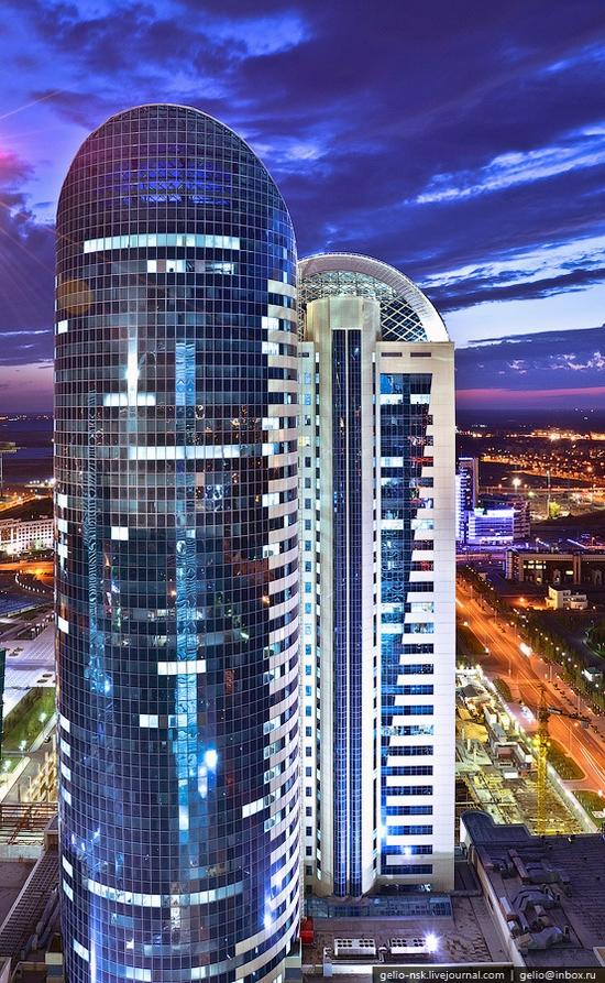 Astana, Kazakhstan architecture view 3