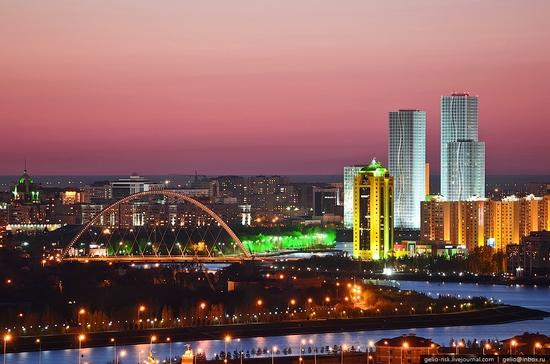 Astana, Kazakhstan architecture view 5