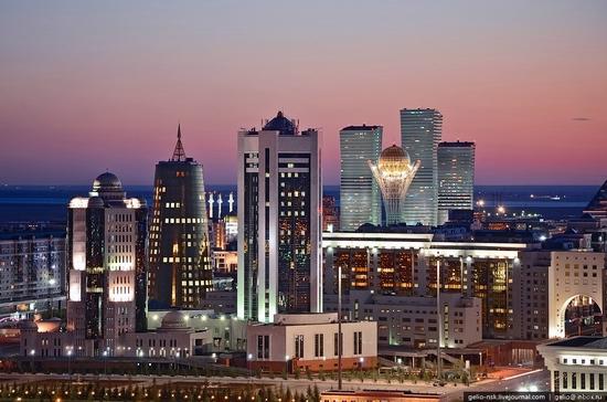Astana, Kazakhstan architecture view 6