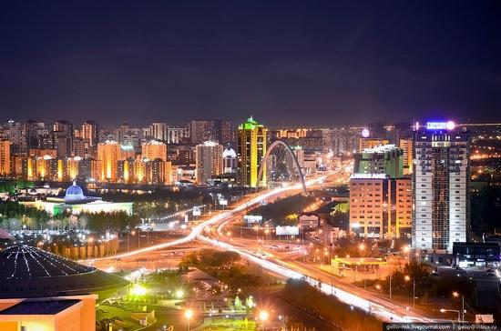 Astana, Kazakhstan architecture view 7