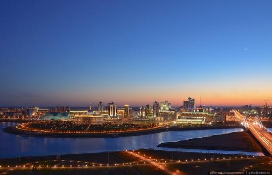 Astana, Kazakhstan architecture view 9