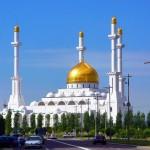 Beautiful mosques of Kazakhstan