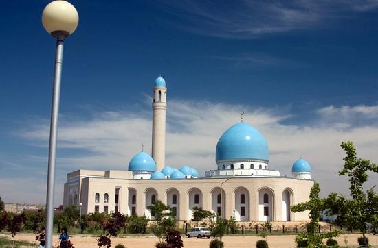 Kazakhstan mosque - Aktau