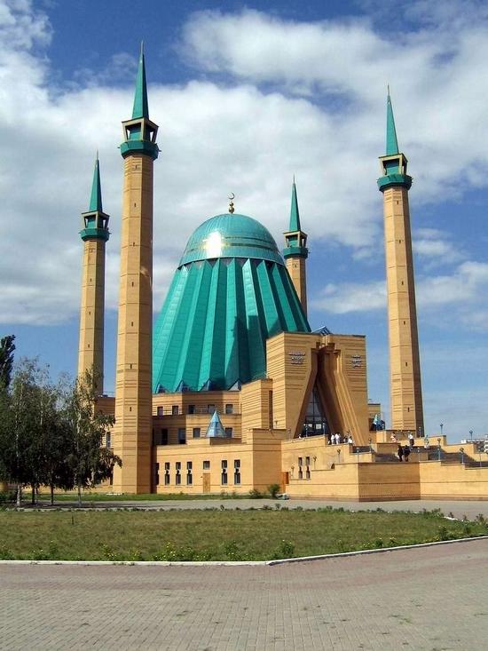 Kazakhstan mosque - Pavlodar