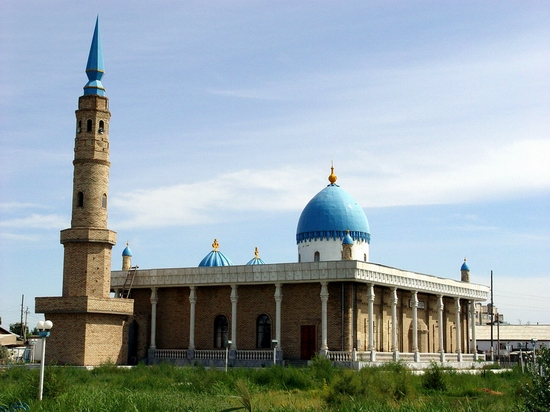 Kazakhstan mosque - Kyzylorda