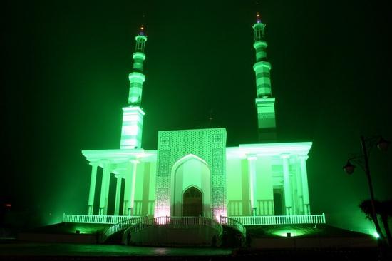 Kazakhstan mosque - Uralsk