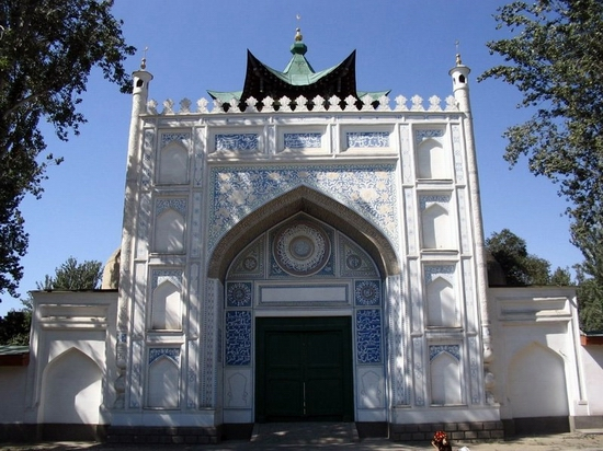 Kazakhstan mosque - Zharkent