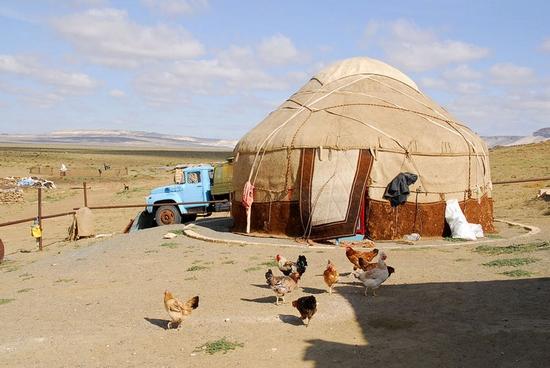 Mangystau oblast, Kazakhstan landscape 11