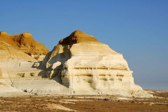 Mangystau oblast, Kazakhstan landscape 18