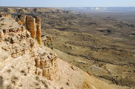 Mangystau oblast, Kazakhstan landscape 23