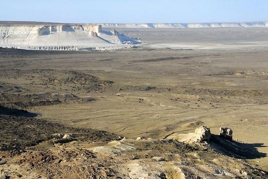 Mangystau oblast, Kazakhstan landscape 24