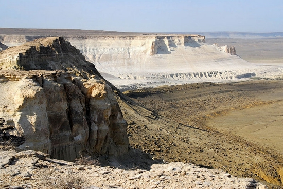Mangystau oblast, Kazakhstan landscape 25