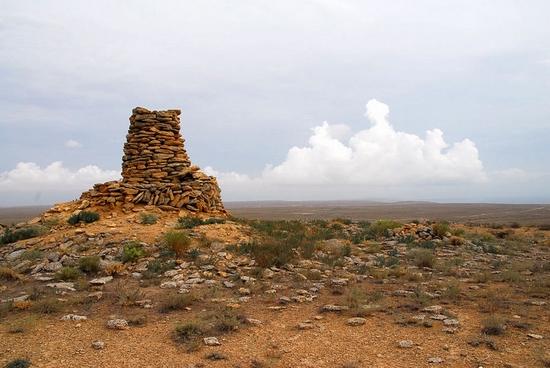 Mangystau oblast, Kazakhstan landscape 3