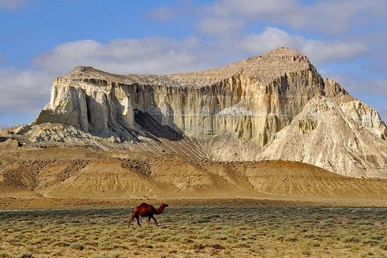 Mangystau oblast, Kazakhstan landscape 9