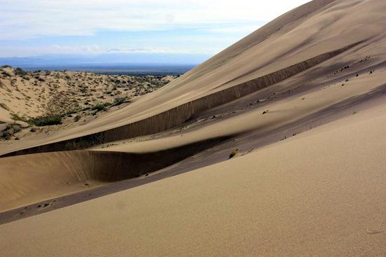Singing Dunes, Almaty oblast, Kazakhstan view 7