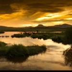 Breathtaking views of Kazakhstan nature